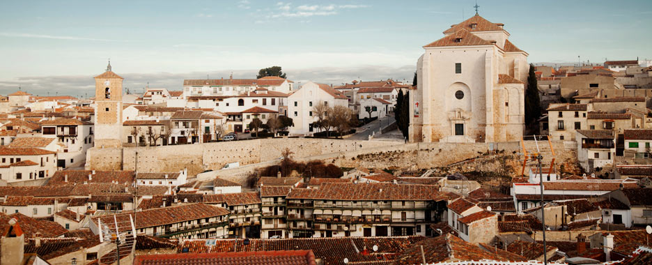 Official tourism website of the city council of Chinchon